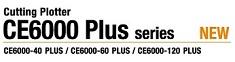 Висококачествени режещи плотери Graphtec CE6000 Plus